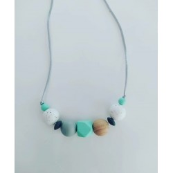 Collar de lactancia Mint